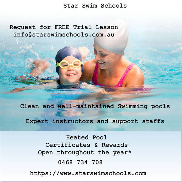 Request for Free Trial Lessons Cranbourne Swimming 3